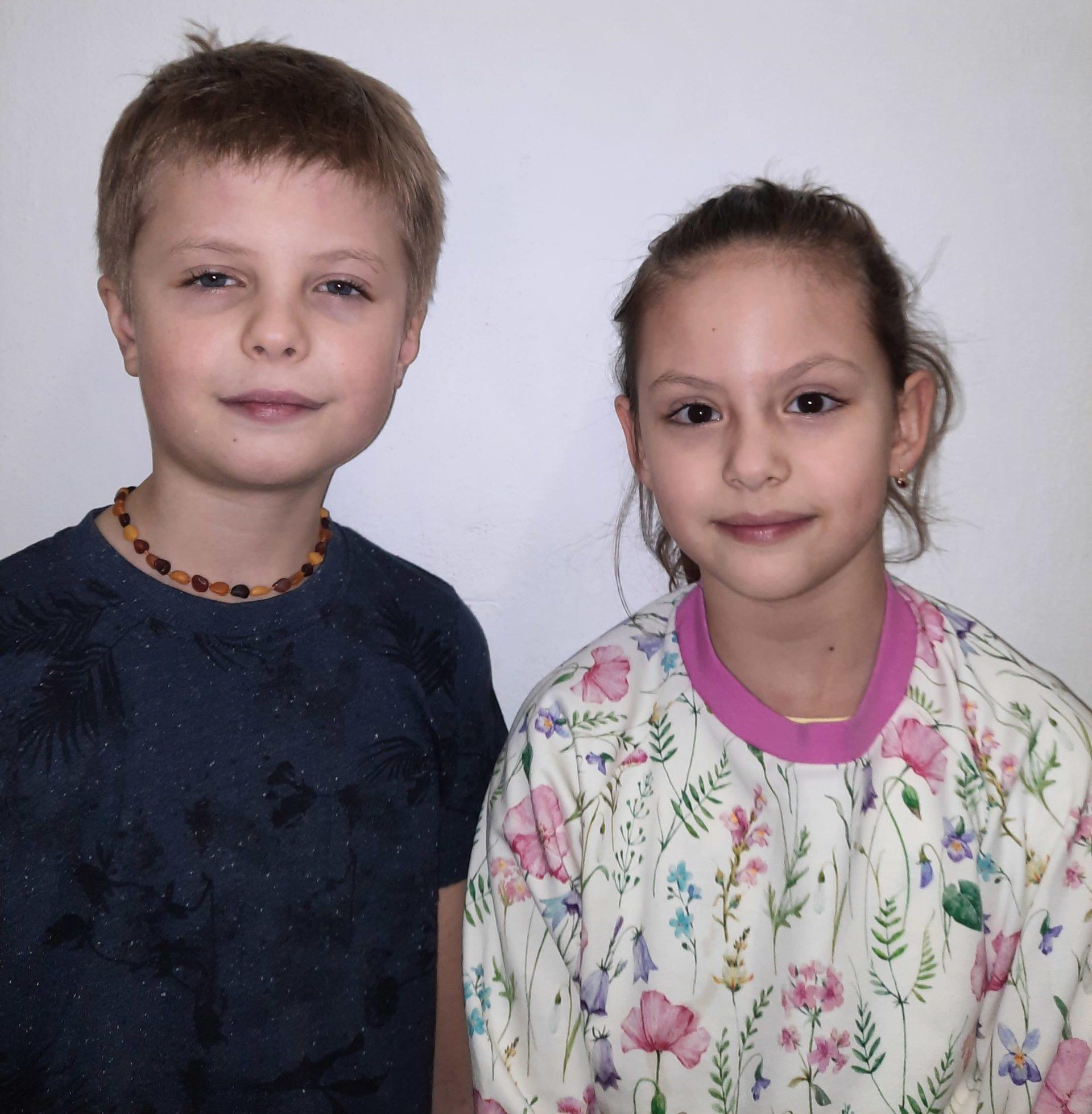 Dvořáček Matěj a Ovčačíková Liliana